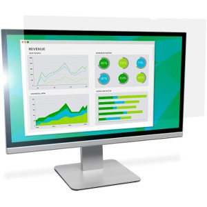 "3M Anti-Glare Filter for 23.8"" Widescreen Monitor"