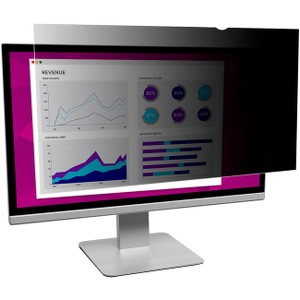 "3M High Clarity Privacy Filter for 27"" Widescreen Monitor"
