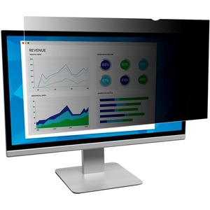 "3M Privacy Filter for 38"" Widescreen Monitor (21:9 Aspect ratio) Black, Matte"