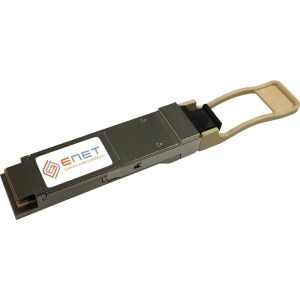 Cisco Compatible QSFP-100G-SR4-S - Functionally Identical 100GBASE-SR4 QSFP28 850nm 100m MPO-12 Connector
